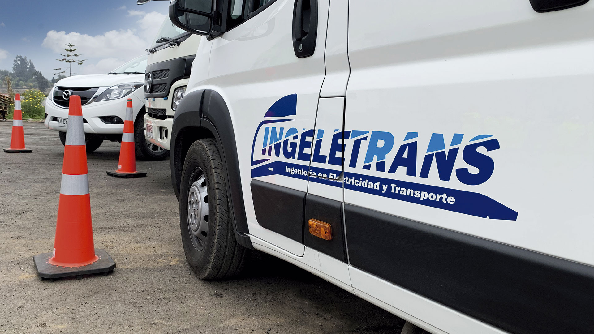 Ingeletrans - Transporte